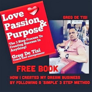 love, passion and purpose