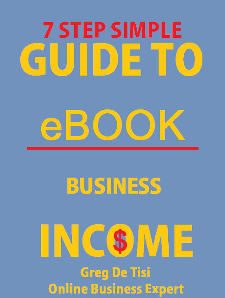 Ebook business income the small business growth blog gregs business ebooks fandeluxe Gallery
